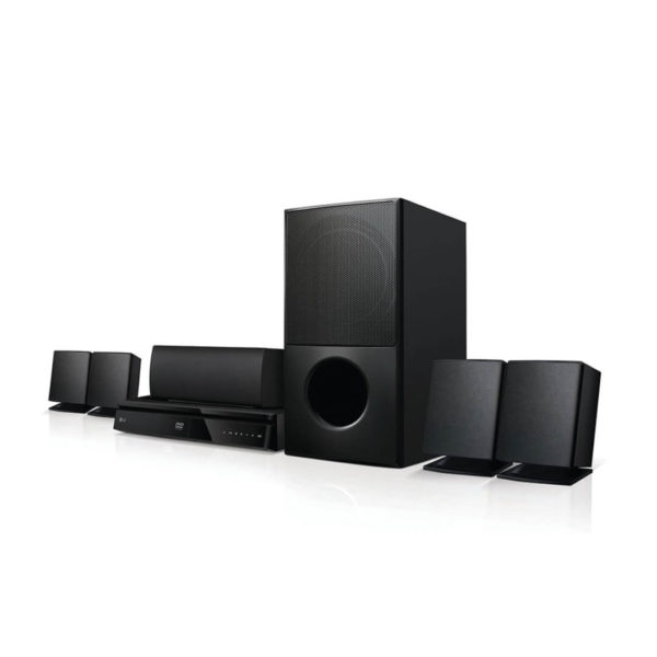 DVD Home Theater 1000W