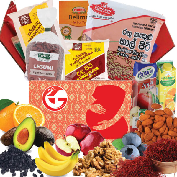 1st Month healthy food gift