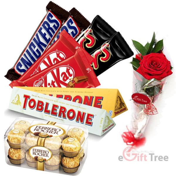 Chocolate Valentine's Pack 2020