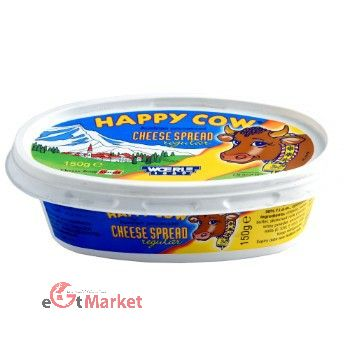 Happy Cow Cheesse Spread 150g