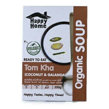 Happy Home Organic Tom Kha Soup 250g