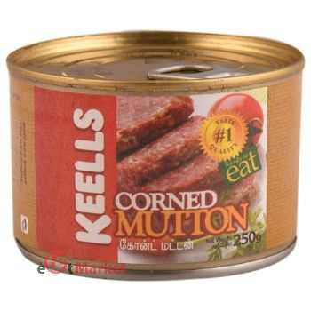 Keells Elephant House Canned Corn Mutton 250g