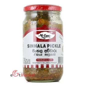 Mccurrie Sinhala Pickle 330g