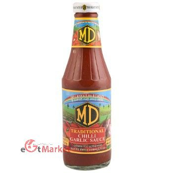 Md Chillie Garlic Sauce 400g