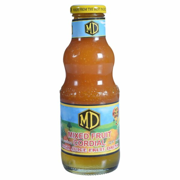 Md Cordial Mixed Fruit 400ml