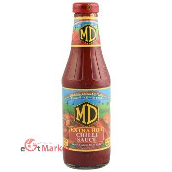 Md Hot Chillie Sauce 400g