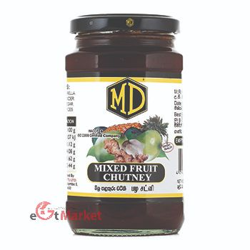 Md Mixed Fruit Chutney 450g