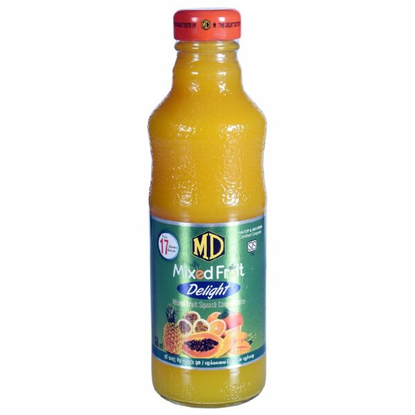 Md Mixed Fruit Delight 340ml