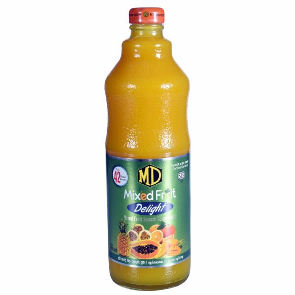 Md Mixed Fruit Delight 850ml