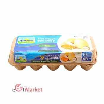 Nel Farm Brown Egg Extra Large 10S