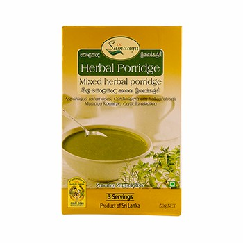 Samaayu Mixed Herbal Porridge 50g