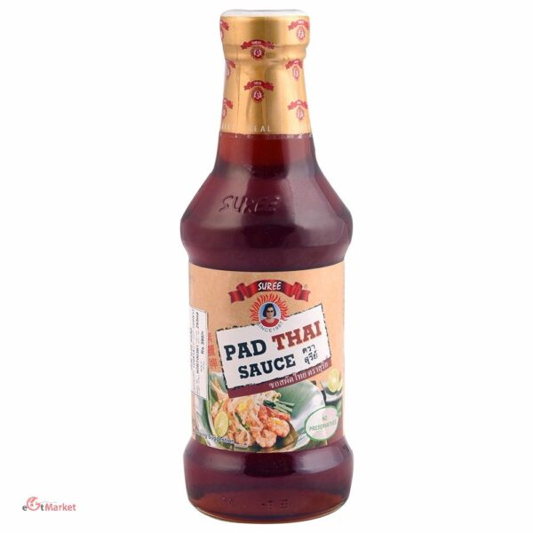 Suree Thai Sauce Pad 295ml