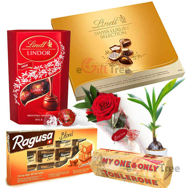 Swiss Chocolates Luxury Selection 2020